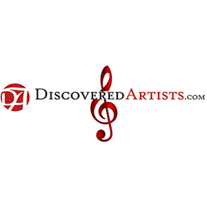 DiscoveredArtists.com's Paint by Music Series Logo