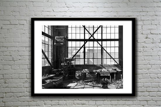 Industrial Realism Photography